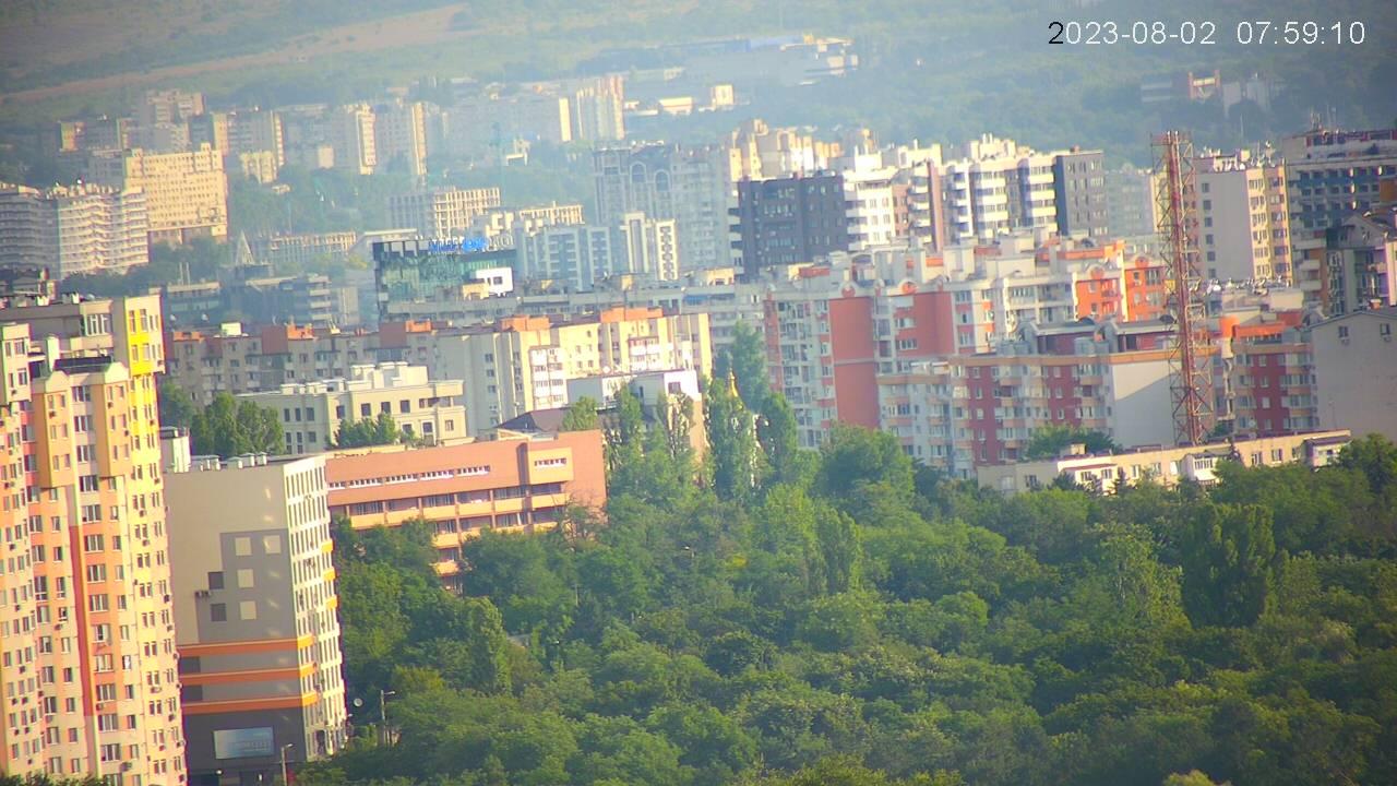 Веб-камера Кишинев (Молдавия)